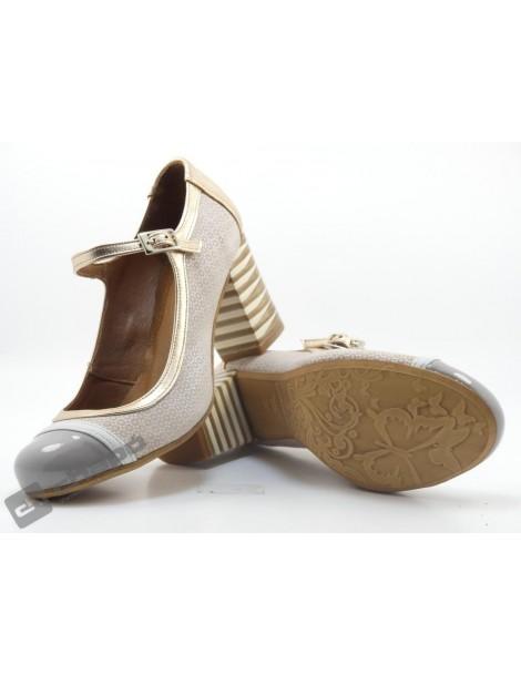 Zapatos Multicolor Nemonic 1790
