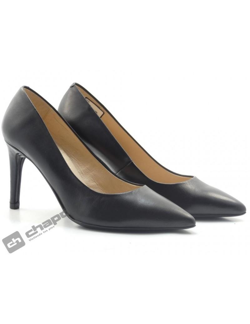 Zapatos Negro Giko 26120