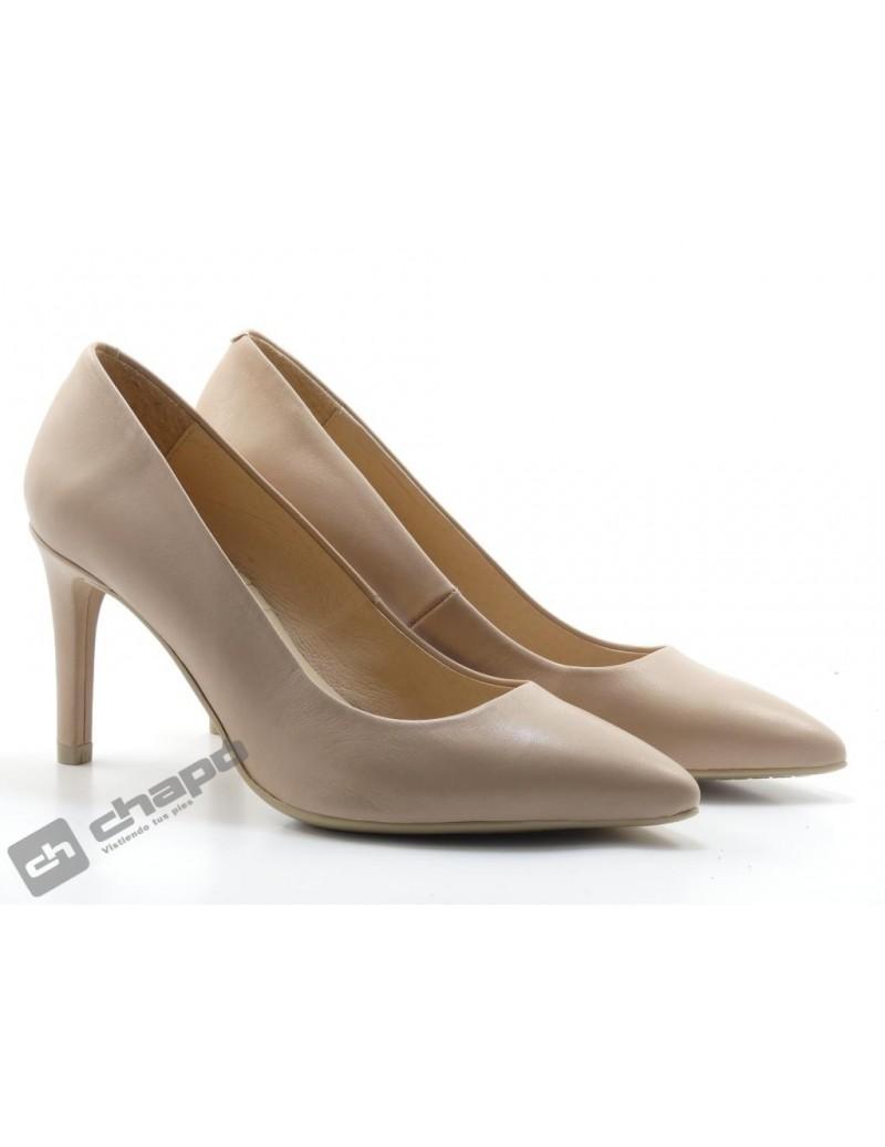 Zapatos Nude Giko 26120