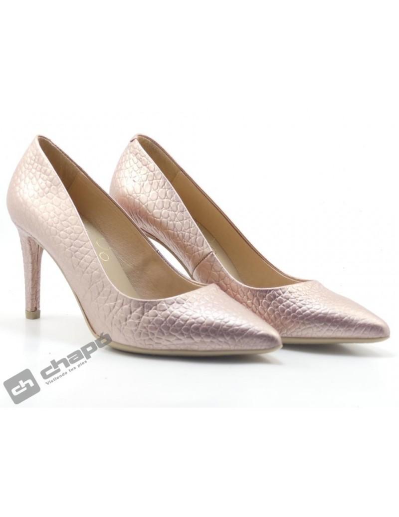 Zapatos Rosa Giko 26120
