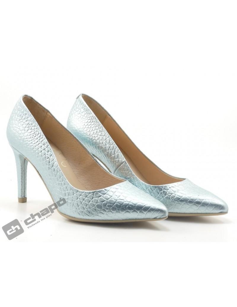 Zapatos Verde Giko 26120