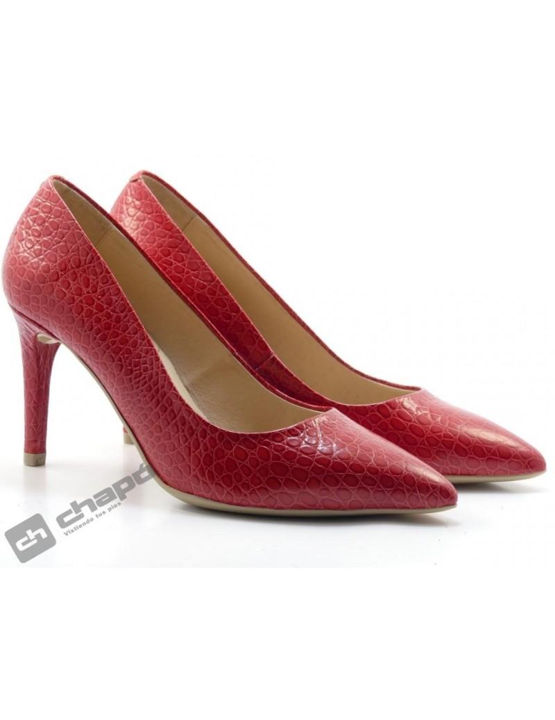 Zapatos Rojo Giko 26120