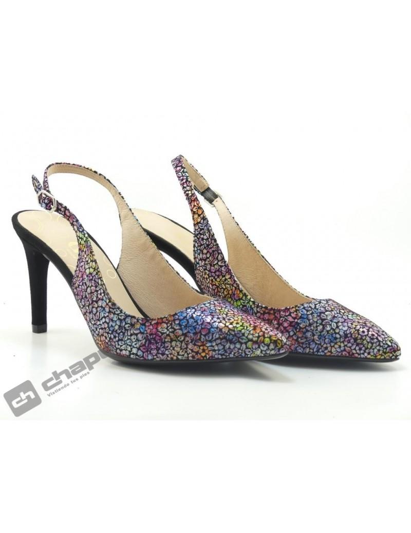 Zapatos Flores Giko 26125