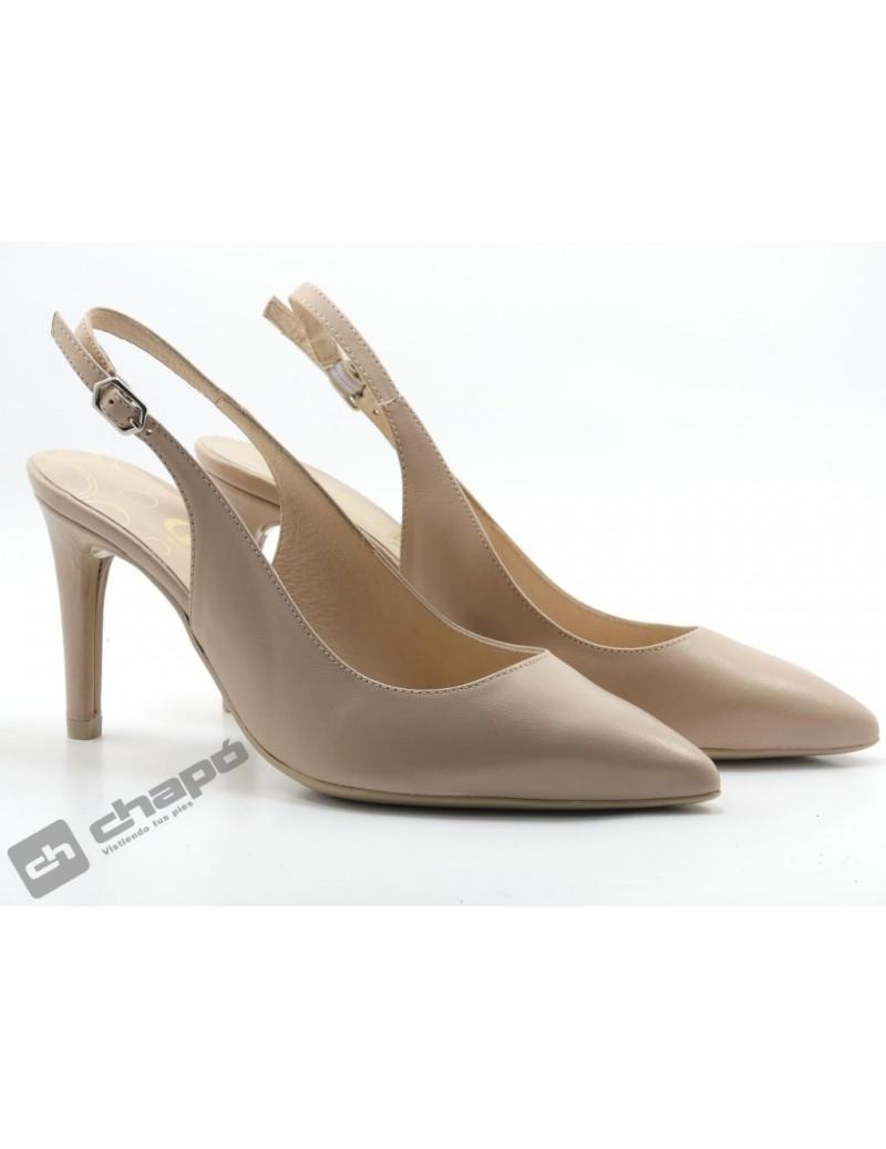 Zapatos Nude Giko 26125