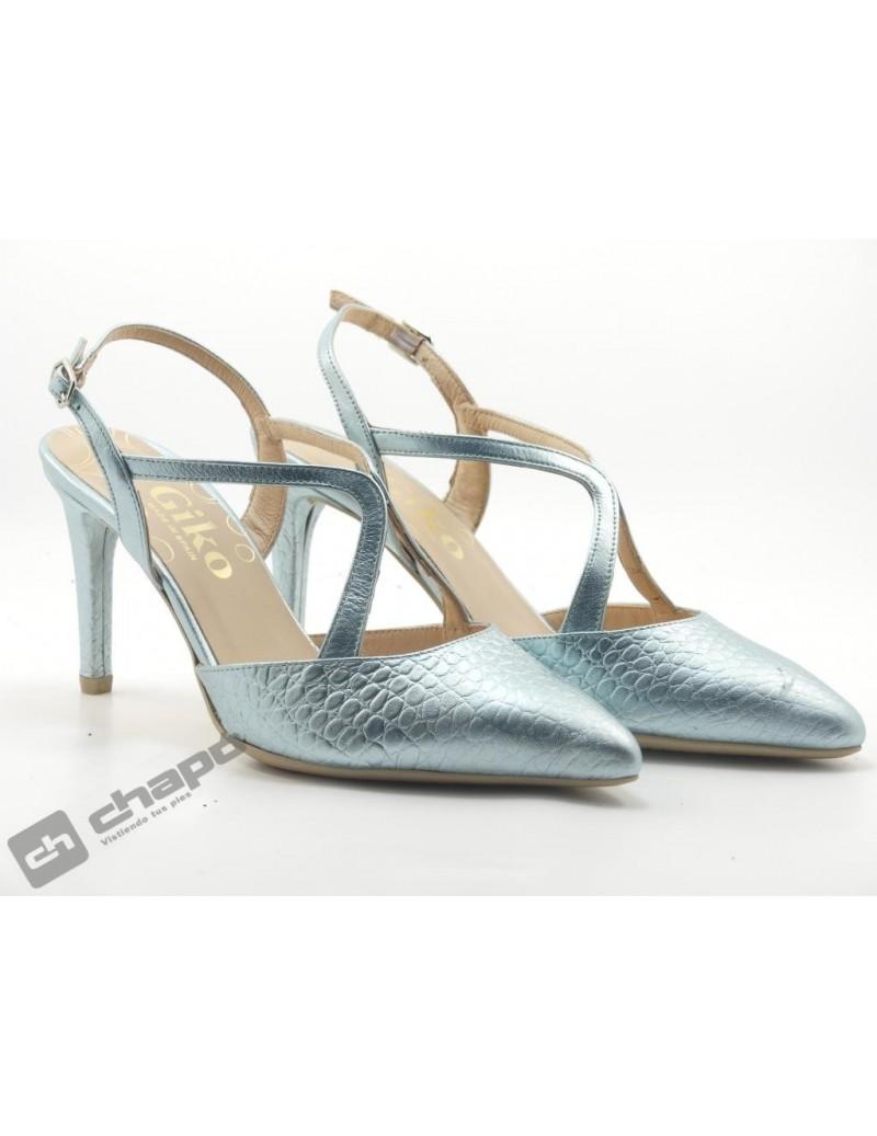 Zapatos Verde Giko 26139