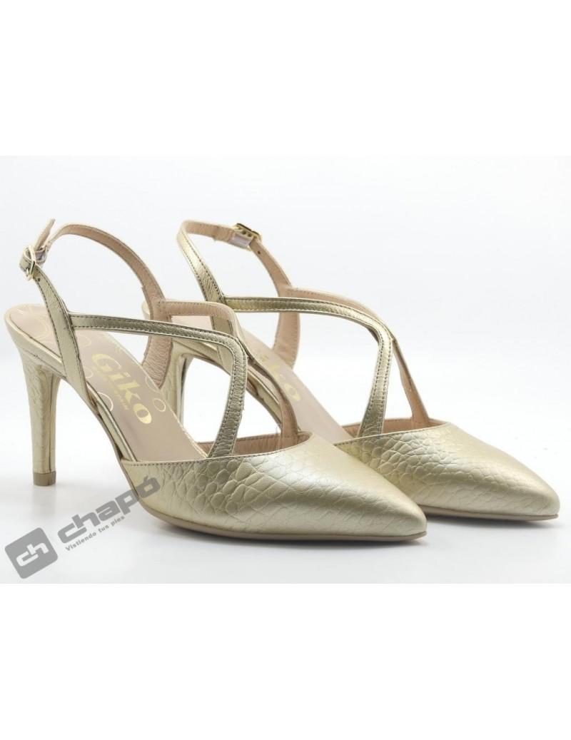Zapatos Titanio Giko 26139