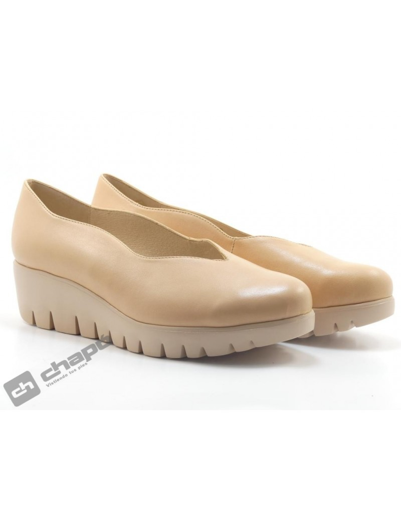 Zapatos Rosa Palo Zapatos Wonders C-33160