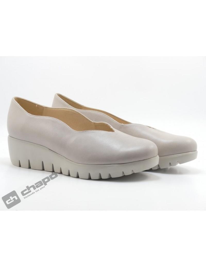 Zapatos Piedra Wonders C-33160