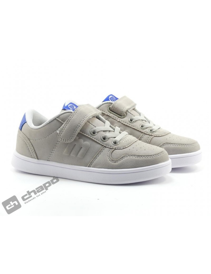 Snakers Gris Mustang 47918-47917