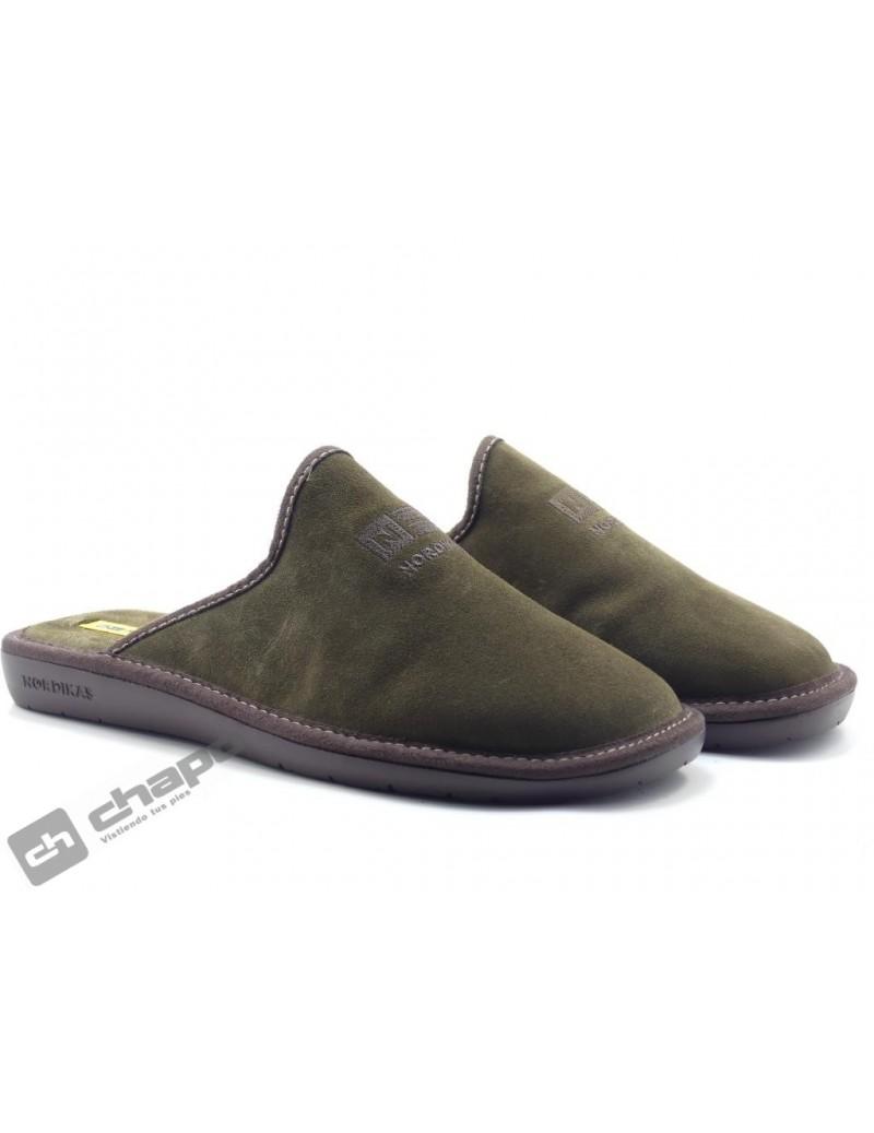 Zapatos Kaki Nordikas 236