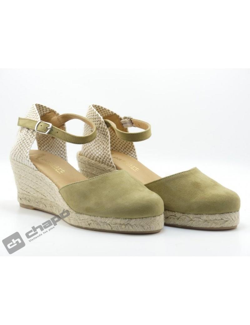 Zapatos Verde ChapÓ Rom/a000