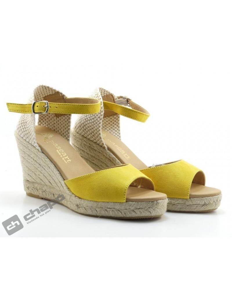 Zapatos Mostaza ChapÓ Adn/a383