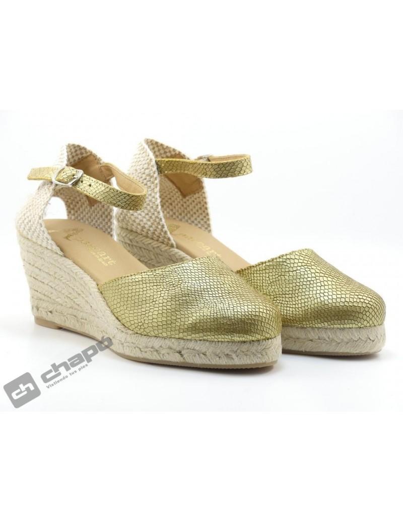 Zapatos Oro ChapÓ Rom/pt00