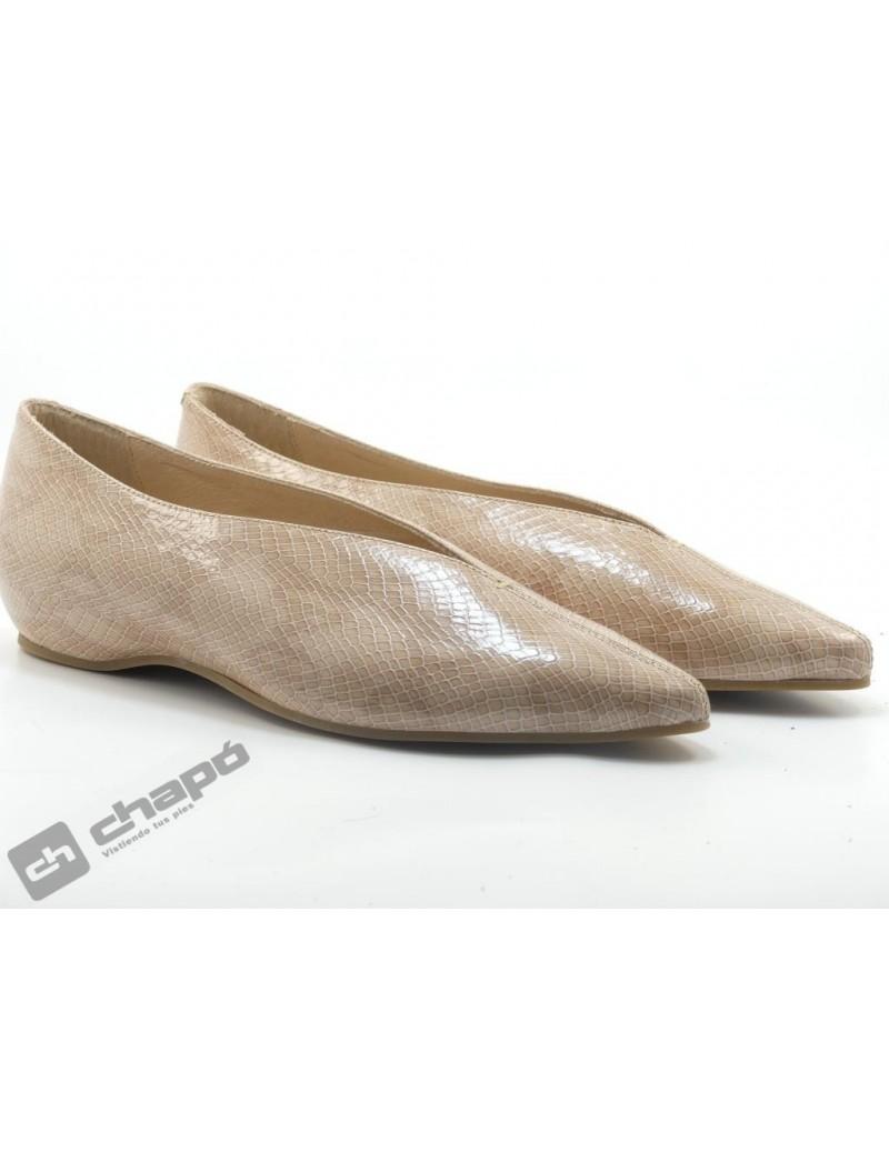 Zapatos Nude Giko 101021