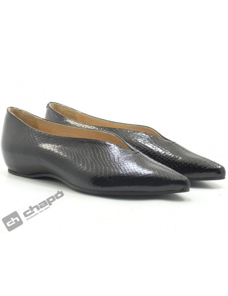 Zapatos Negro Giko 101021