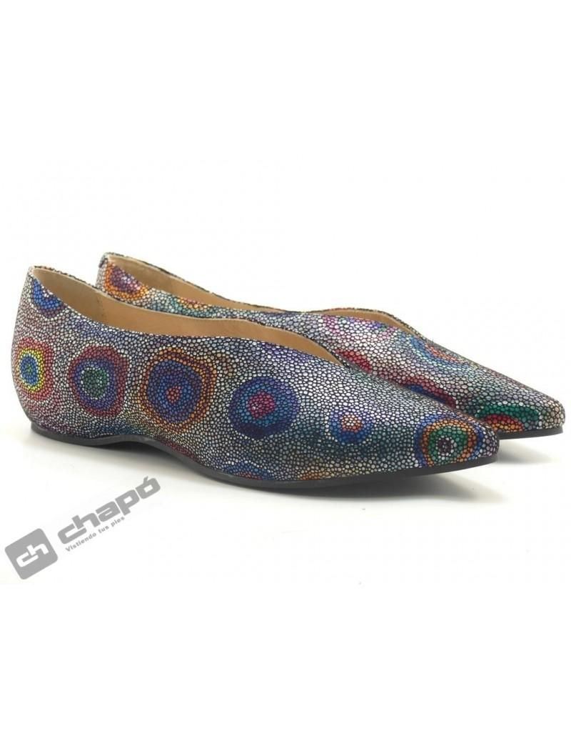 Zapatos Multicolor Giko 101021