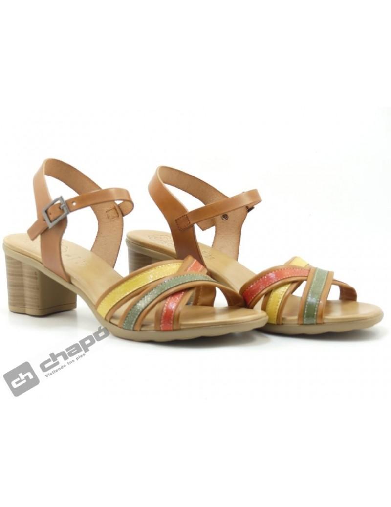 Sandalia Multicolor Porronet 2631