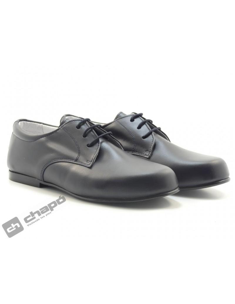 Zapatos Marino Pepa Ribera 6495-cordon