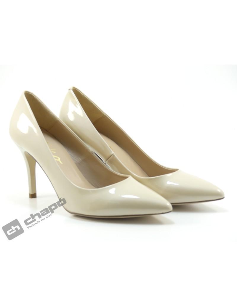 Zapatos Beig Giko 90201