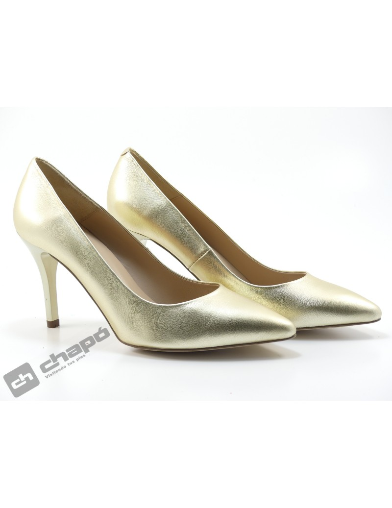 Zapatos Platino Giko 90201