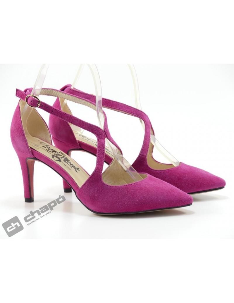 Zapatos Fuxia Monk Lapy 004