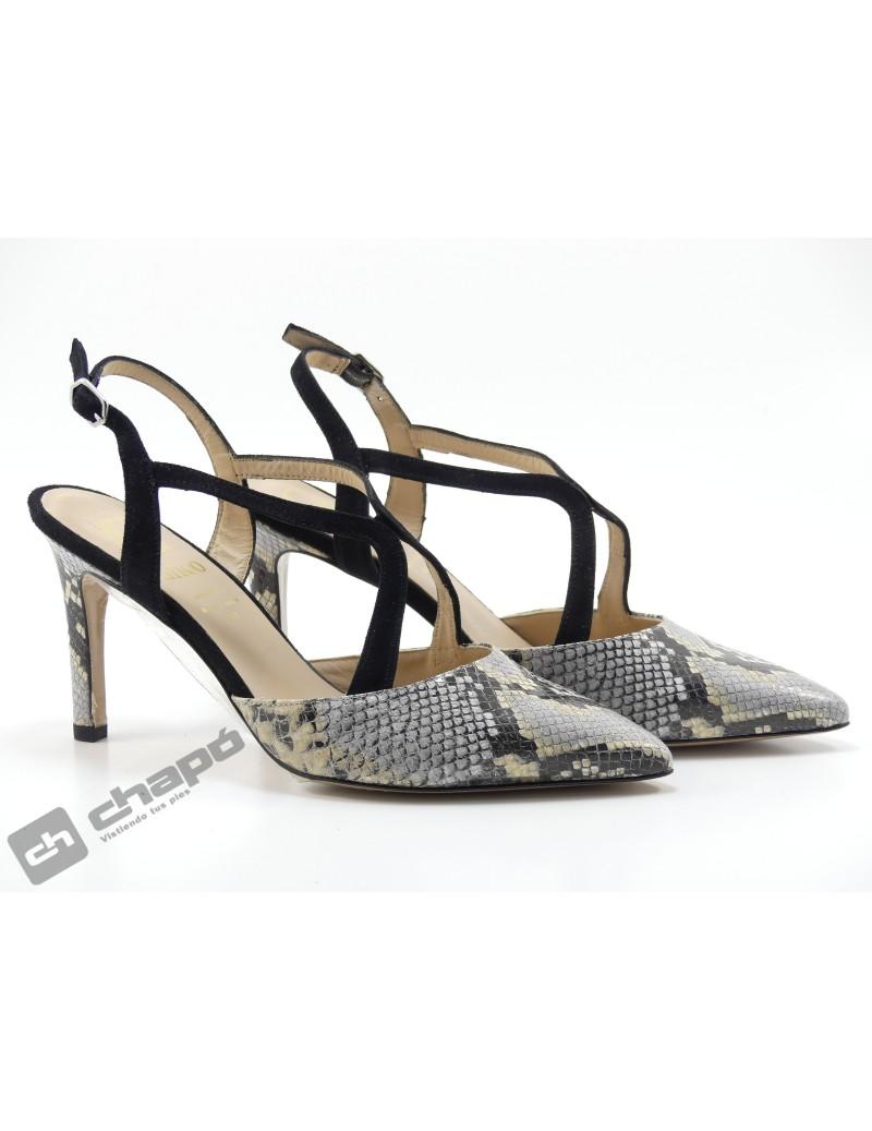 Zapatos Negro Giko 95029