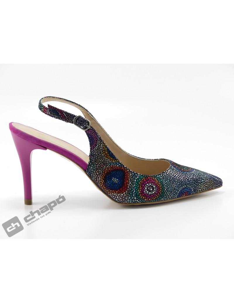 Zapatos Multicolor Giko 90202