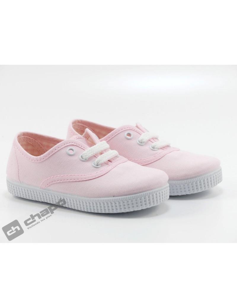 Zapatillas NiÑo-a Rosa Batilas 57601