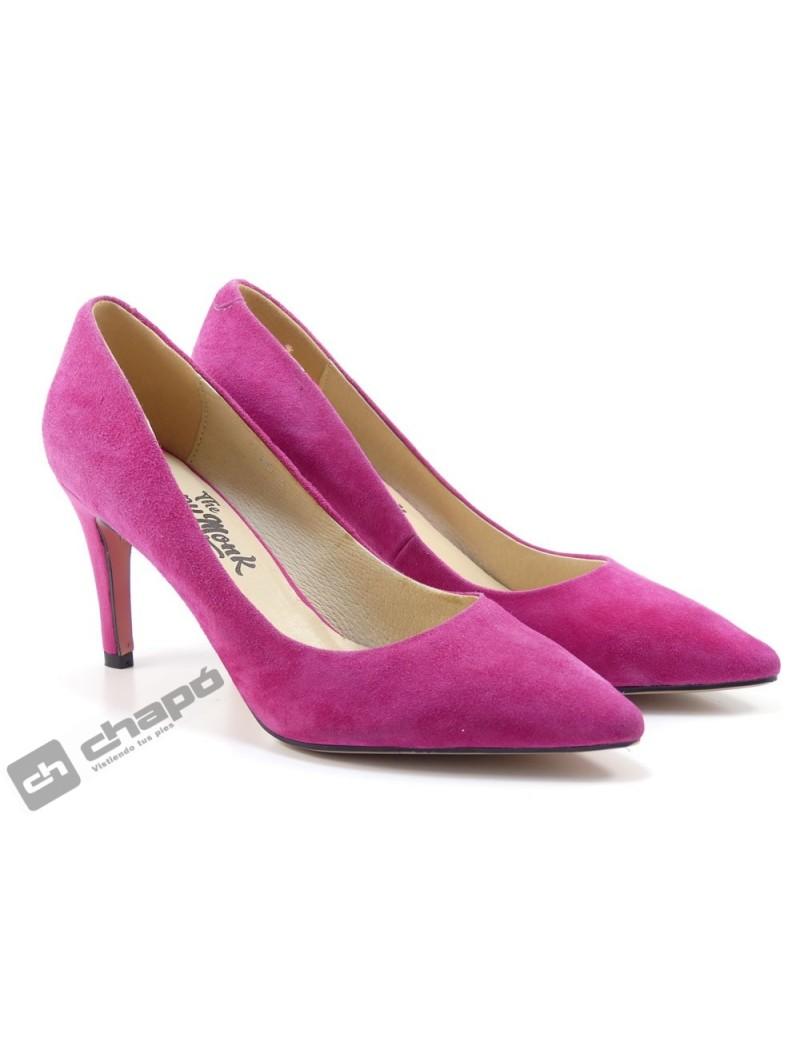 Zapatos Fuxia Monk Lapy 002