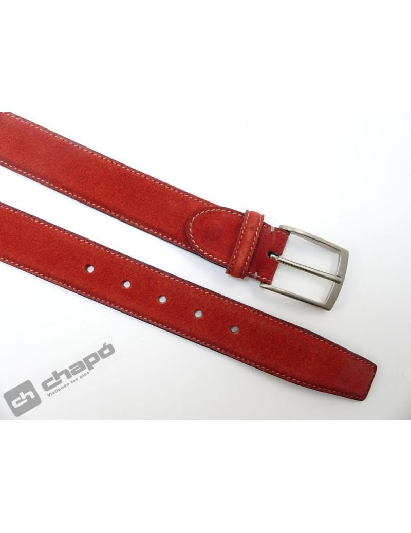 Cinturones Rojo Miguel Bellido 578
