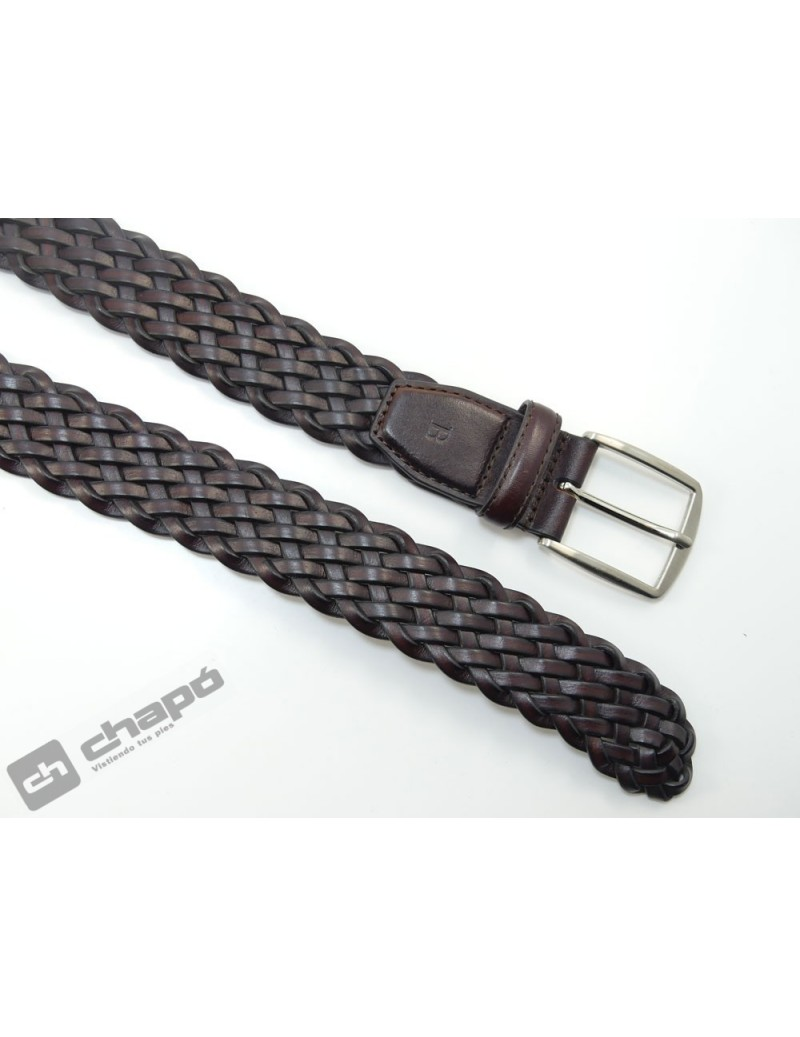 Cinturones Marron Miguel Bellido 388-35-02-1986