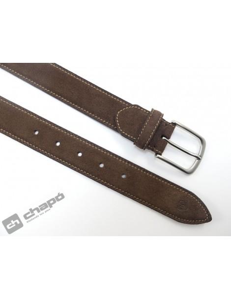 Cinturones Marron Miguel Bellido 945/35/8886/12/004