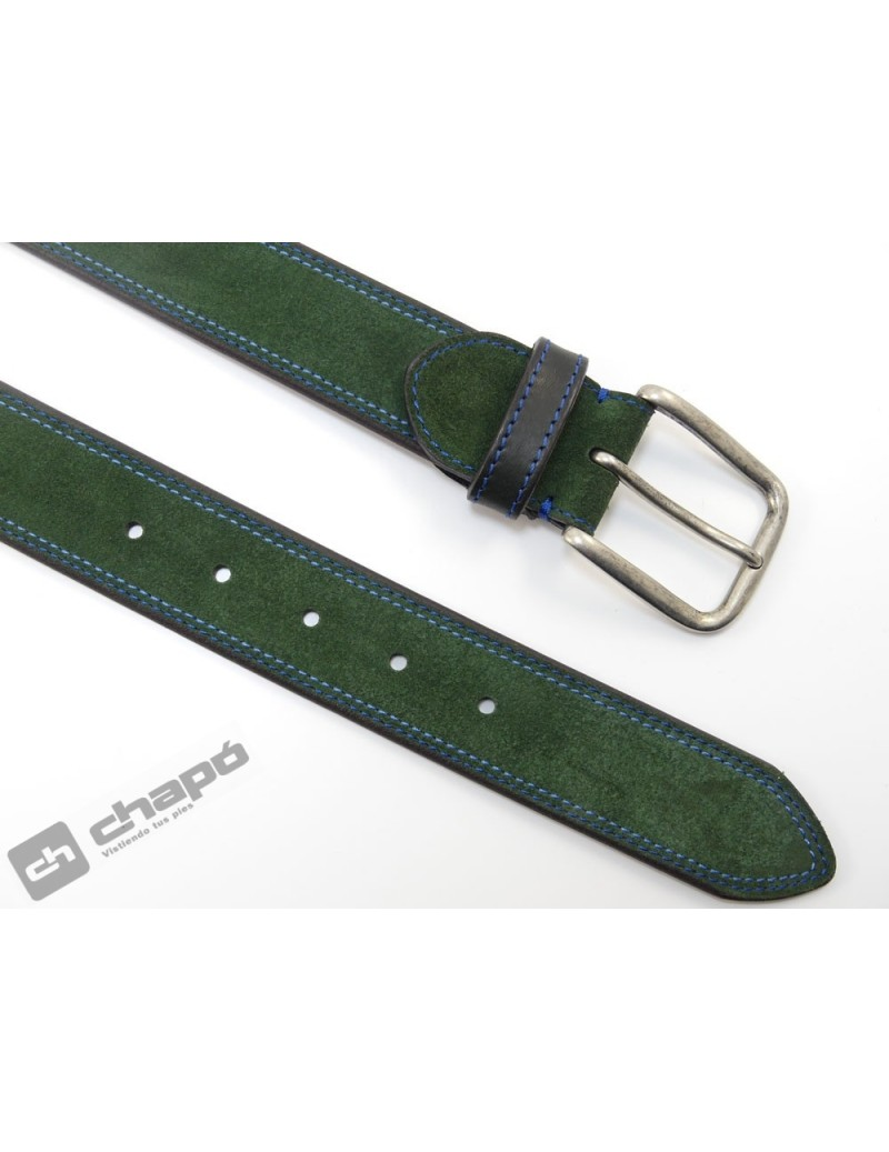 Cinturones Verde Miguel Bellido 615-38-1907-23-007