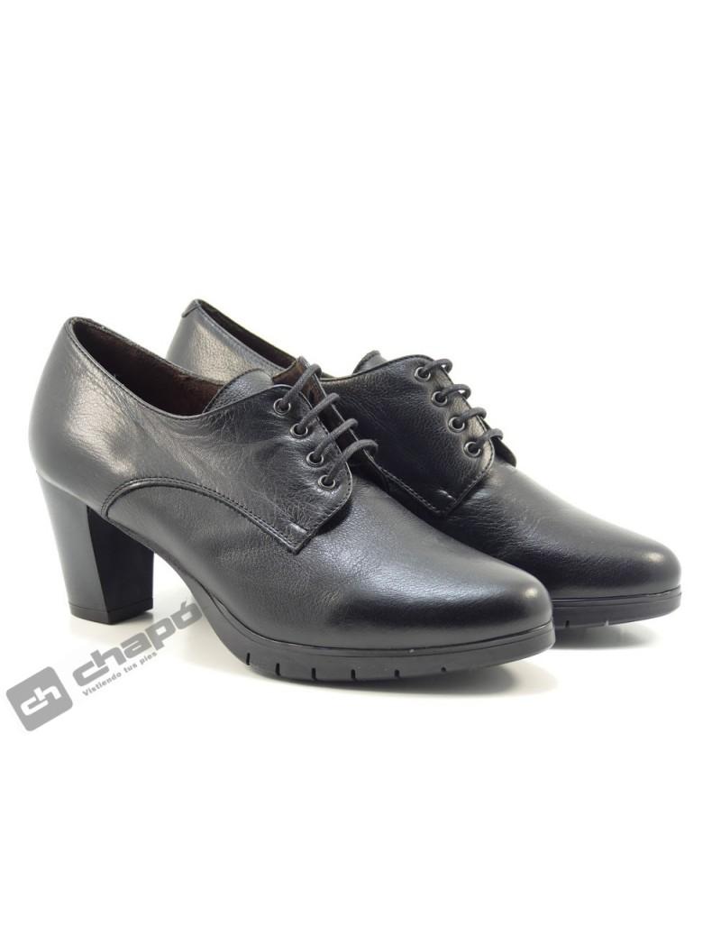 Zapatos Negro Pepe Menargues 9702
