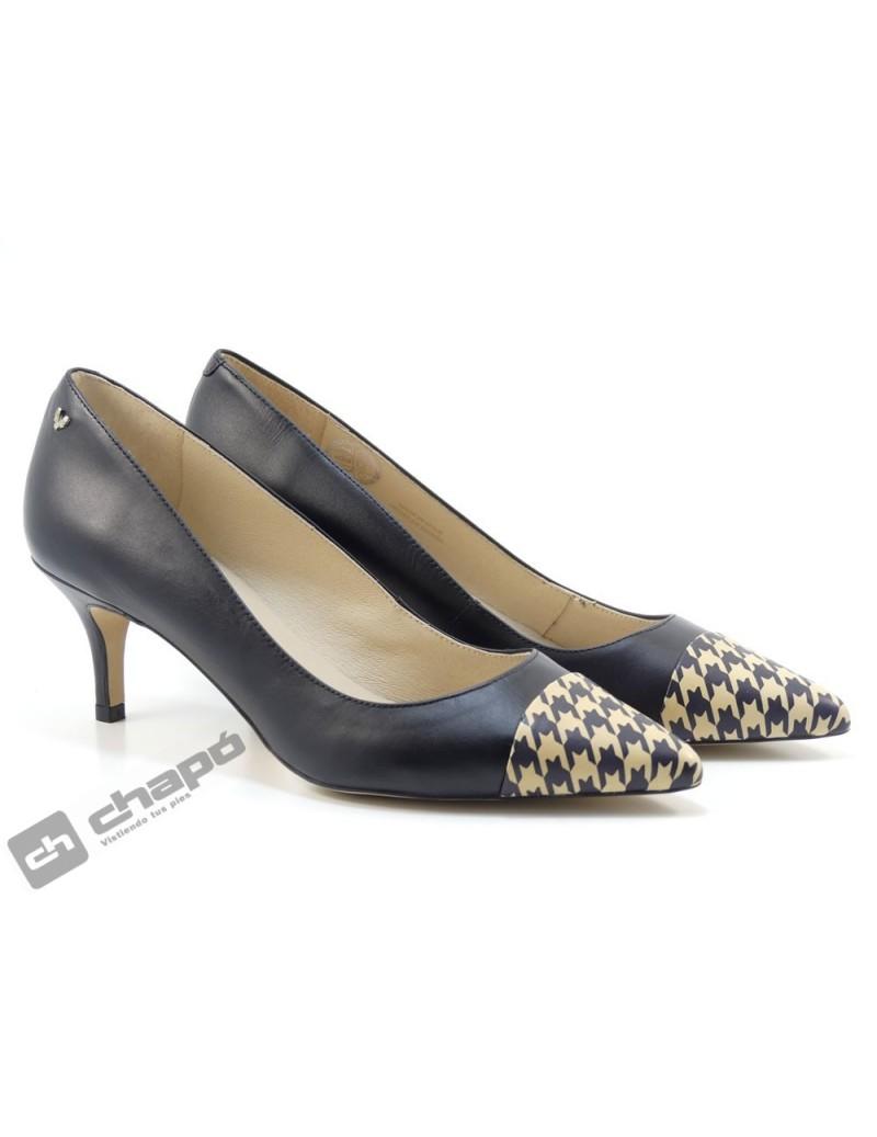 Zapatos Negro Martinelli 1376-4206ng