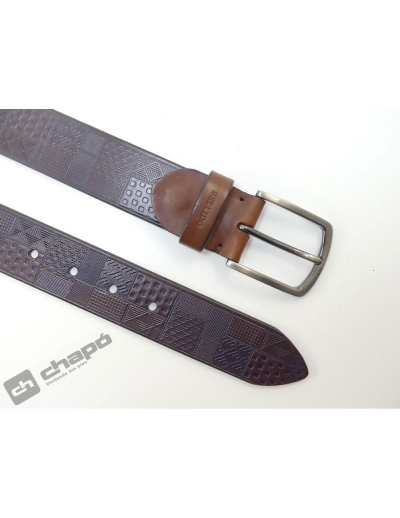 Cinturones Marron Miguel Bellido 930-38