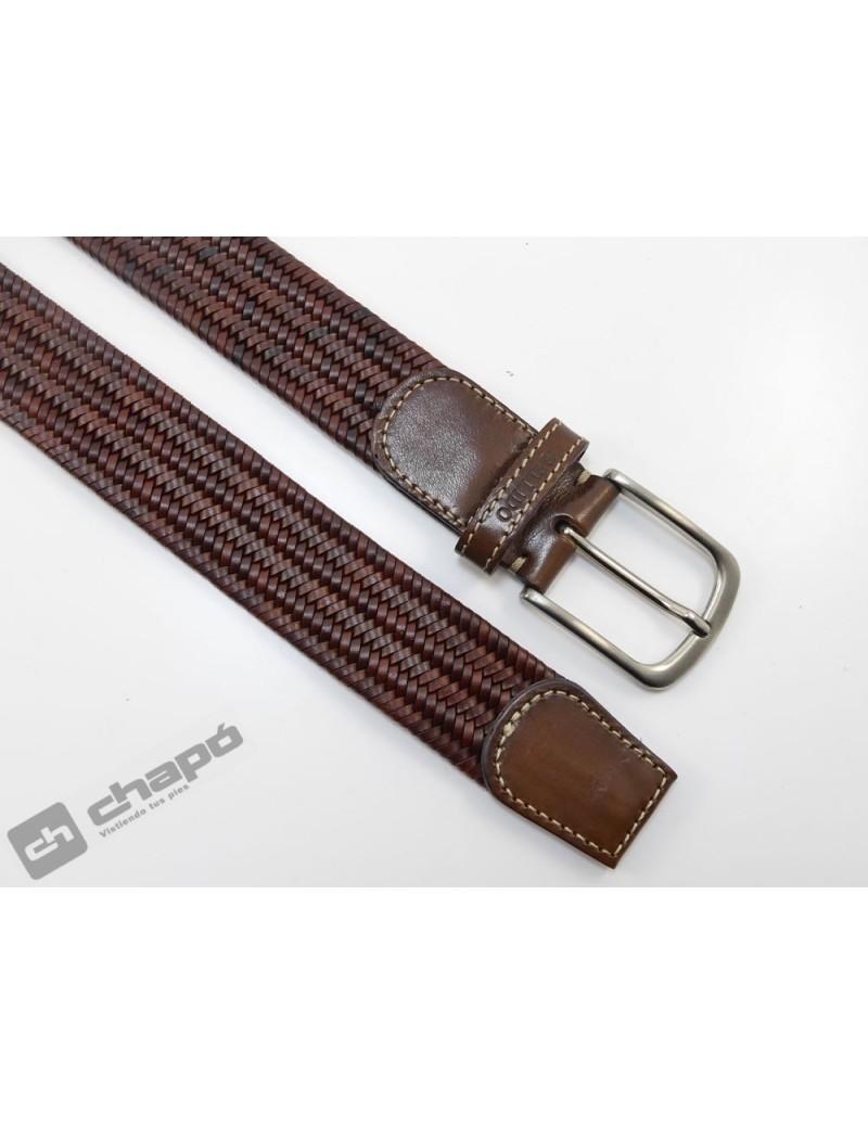 Cinturones Marron Miguel Bellido 935/35/8886/12/002