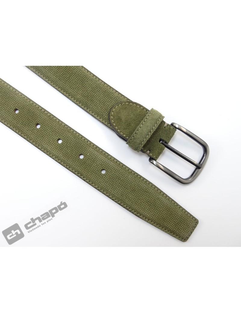 Cinturones Verde Miguel Bellido 980-35-7705-13-030