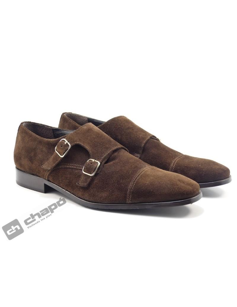 Zapatos Marron Gonzalo 1819h Nobuc