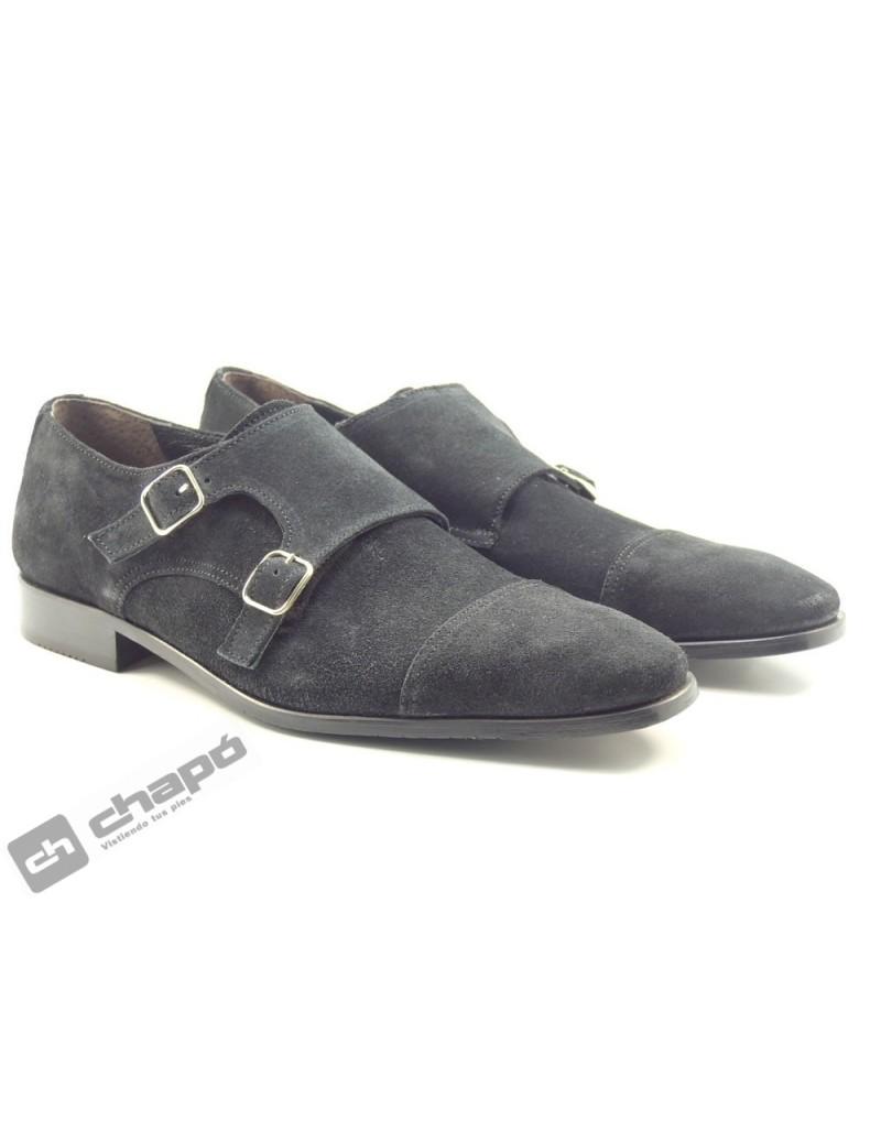 Zapatos Negro Gonzalo 1819h Nobuc
