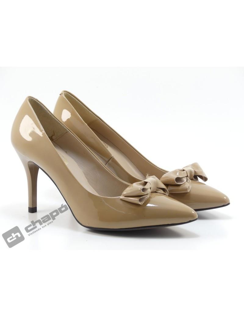 Zapatos Nude Giko 92138