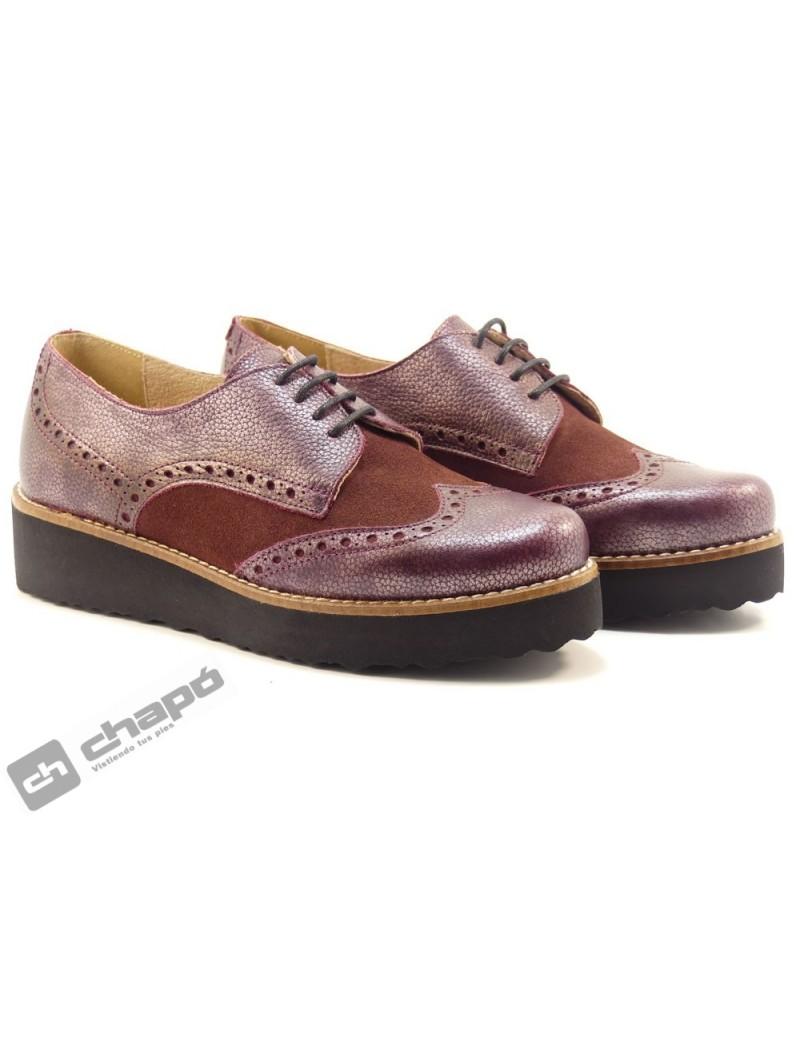 Zapatos Burdeo ChapÓ 77164