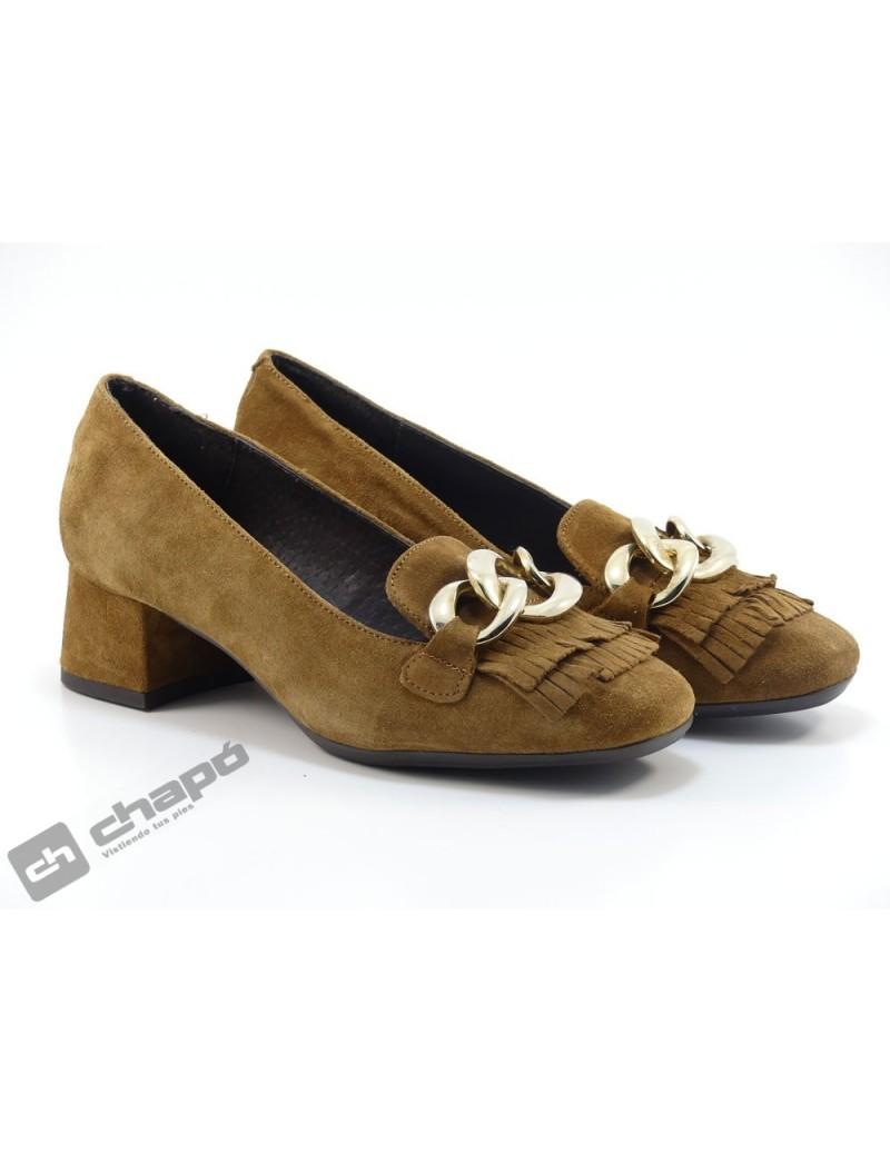 Zapatos Cuero Paula PÉrez 9571