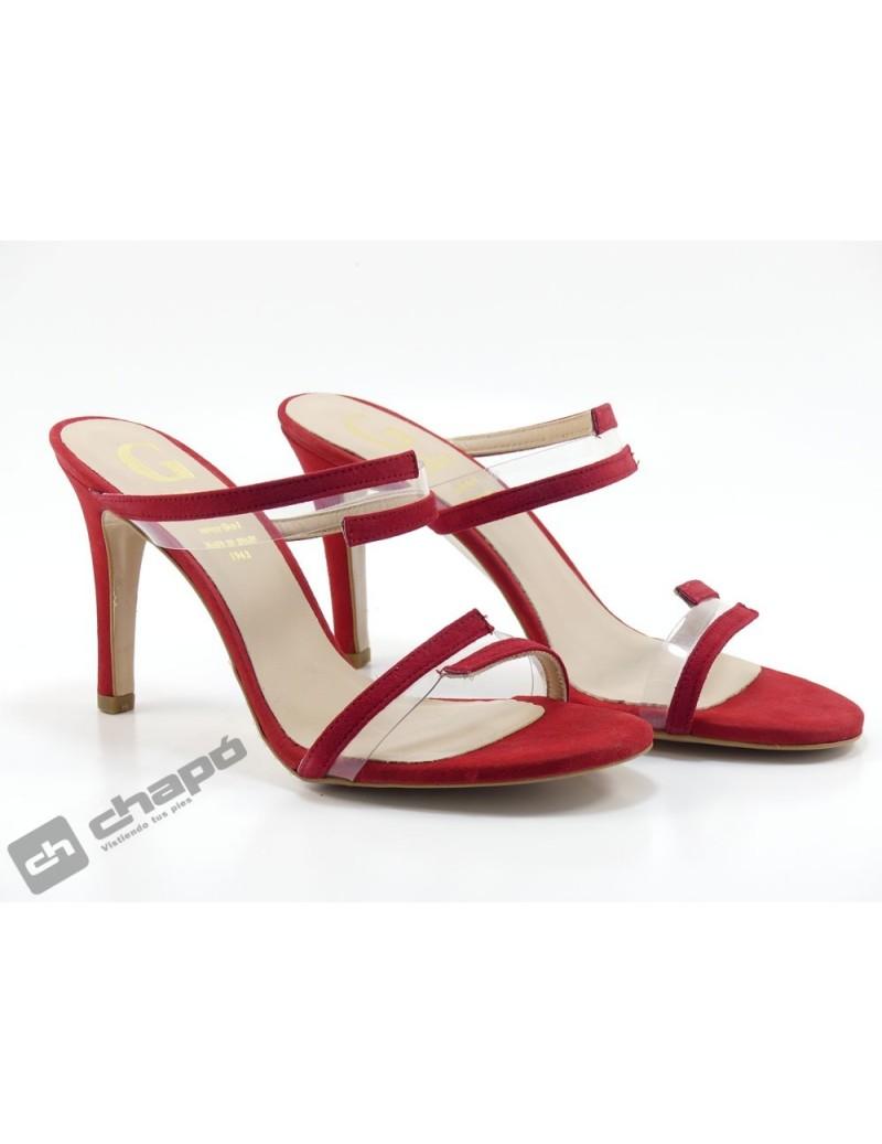 Zueco/ Rojo Giko 54935