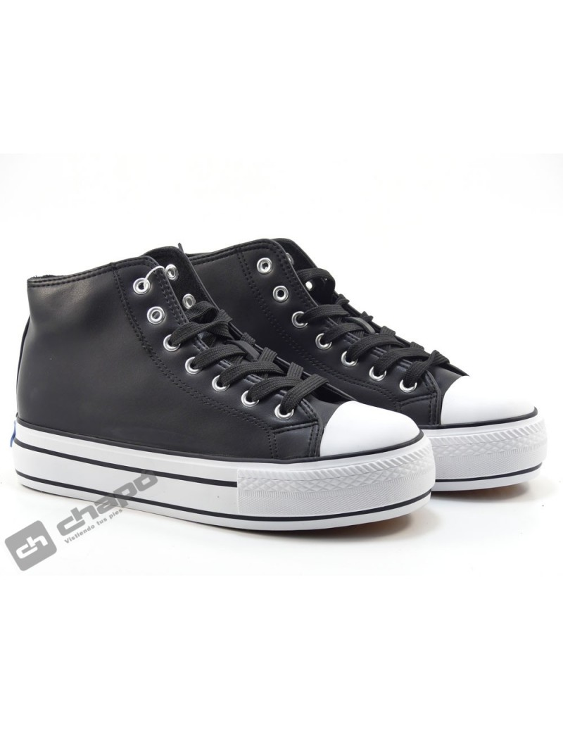 Snakers Negro Mustang 69458