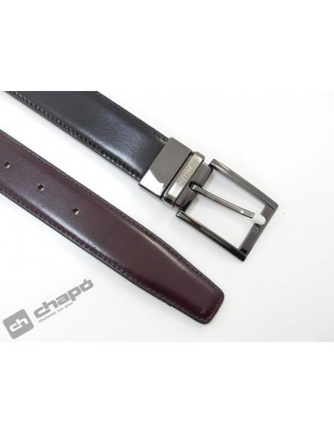 Cinturones Negro/rojo Miguel Bellido 436-35-62-203