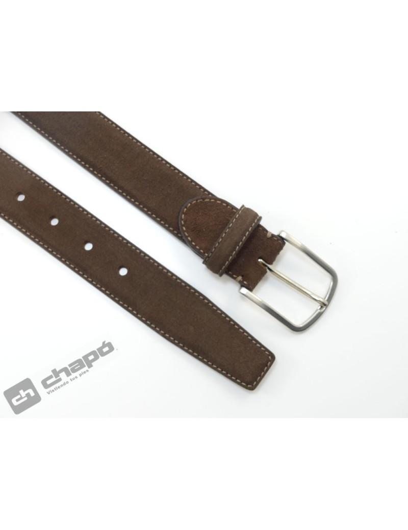 Cinturones Marron Miguel Bellido 835-35-6195-12-004
