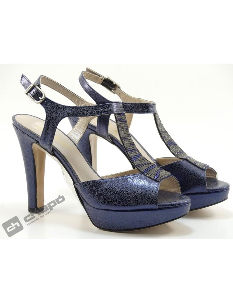 Sandalia Azul Giko 39922