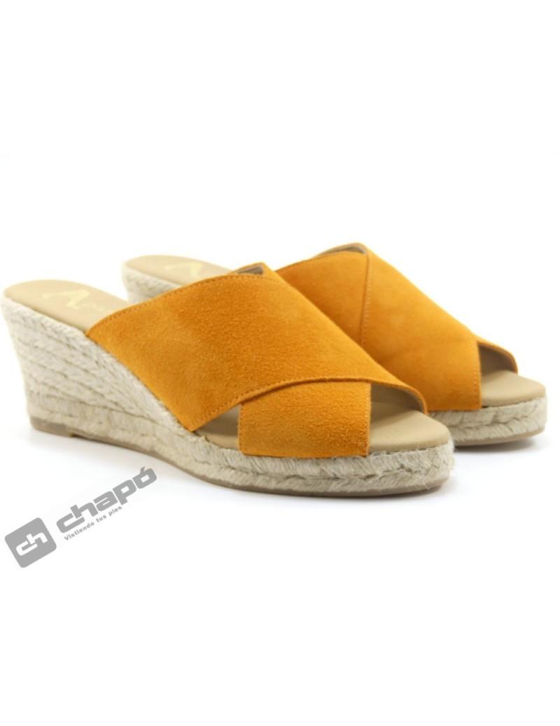 Zapatos Naranja ChapÓ Lg5s44