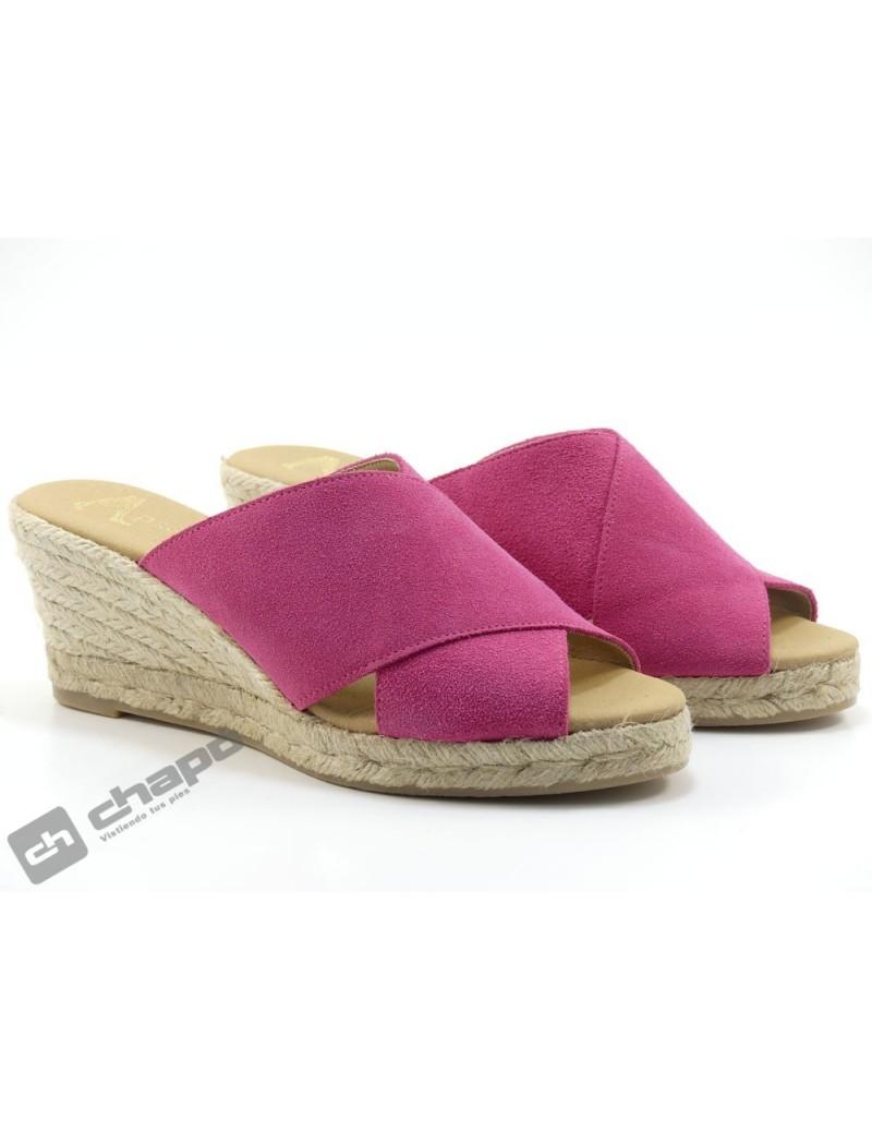 Zapatos Fuxia ChapÓ Lg5s44